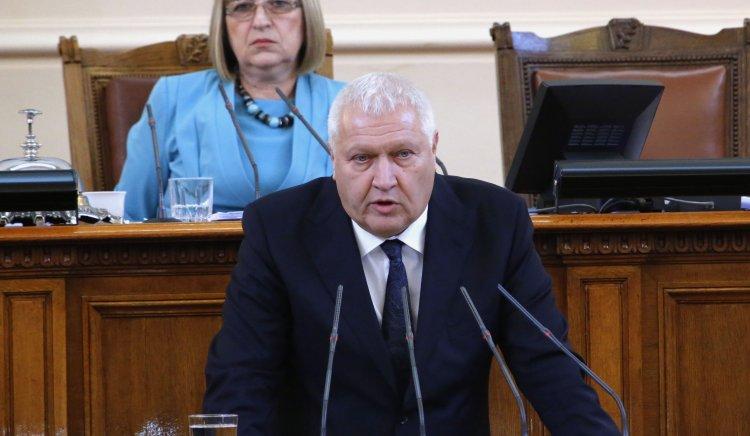 Избраха Васил Антонов за член на Международния секретариат на интерпарламентарната асамлея по правосъдие