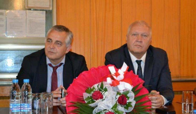 Васил Антонов и д-р Емил Райнов откриха поредица от срещи в област Плевен