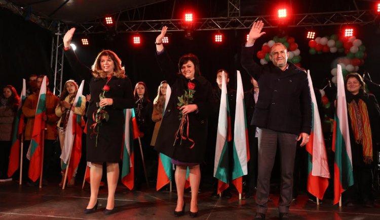 Румен Радев: Изборите не са състезание, а битка за доверието на хората и доброто на България