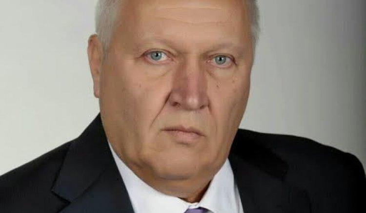 Васил Антонов ще е част от българската делегация за откриването на желязната църква в Истанбул