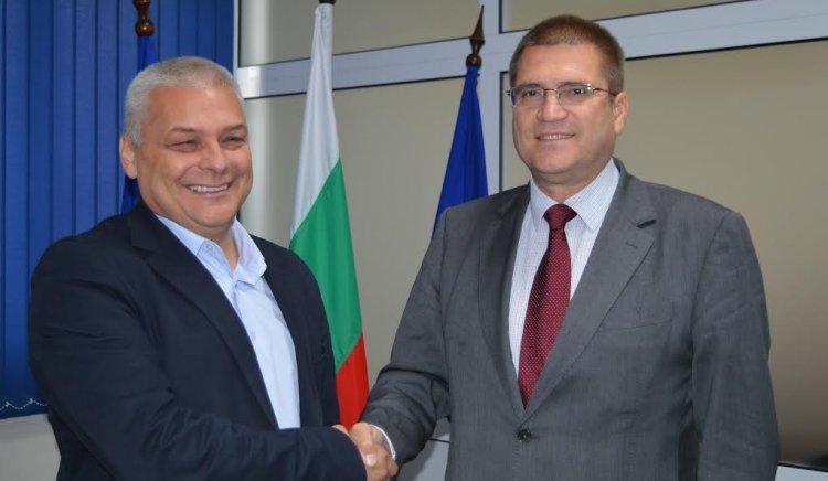 """Антон Георгиев беше подкрепен за кмет на Плевен и от """"Нова алтернатива"""""""