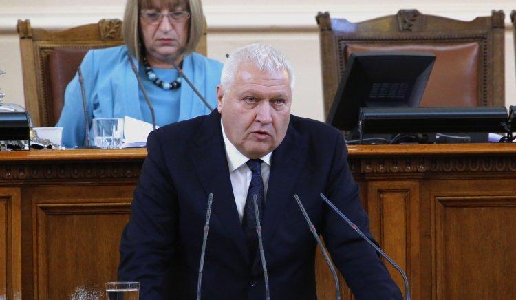 """Васил Антонов: Ако искаме сигурна, справедлива, солидарна държава, """"БСП за България"""" и числото 10 могат да го осигурят"""
