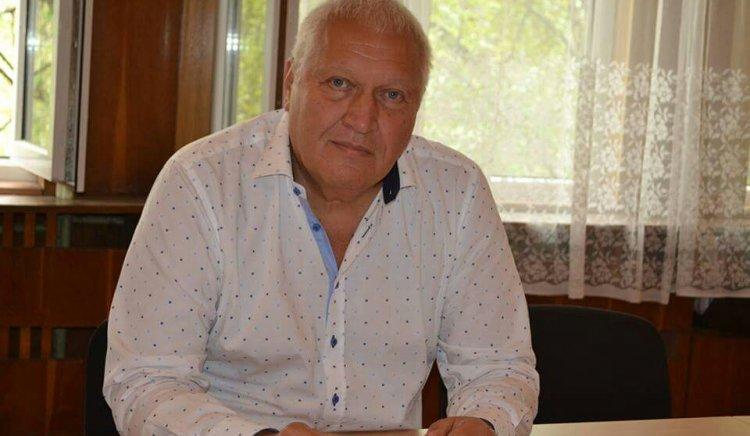 Васил Антонов  с приемна в Плевен на 3 юли 2017 г.