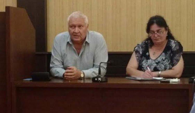 Васил Антонов е избран за председател на областния предизборен щаб